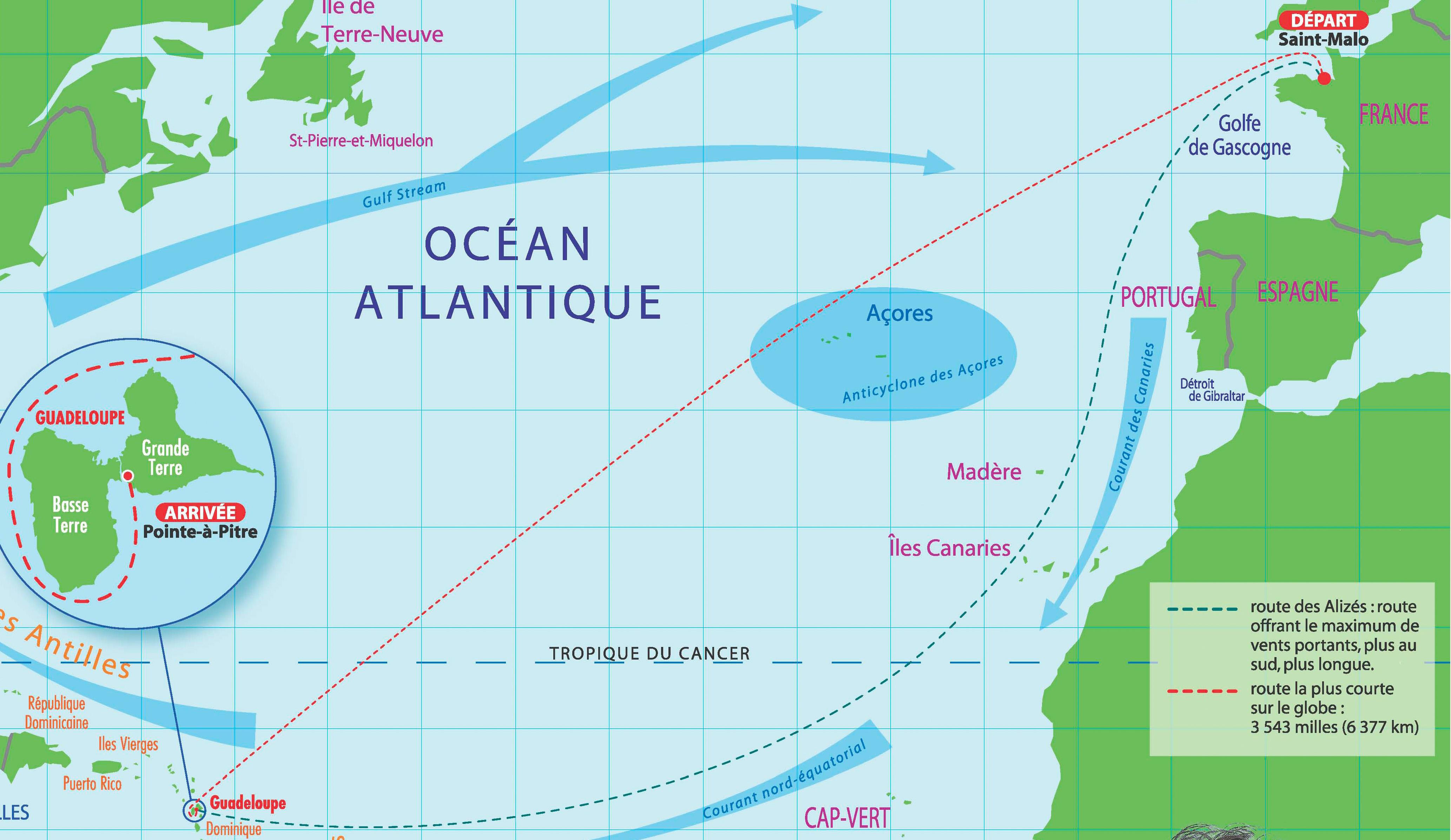 Editions Jocatop - JOCATOP, MOUSSE ET JÉRÉMIE BEYOU / L'anticyclone des Açores